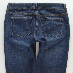London Jeans Boot Cut Inner Liner Women's 8 #JB34